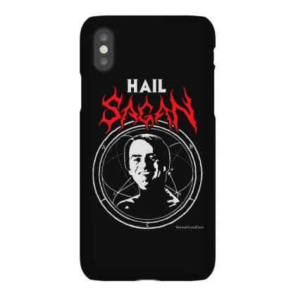 Hail Sagan   Silver Iphonex Case Designed By Frizidan