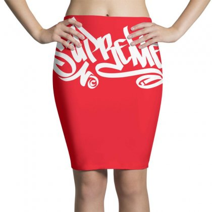 Supreme Pencil Skirts Designed By Tiococacola