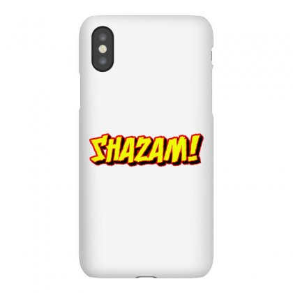 Shazam! Iphonex Case Designed By Tiococacola