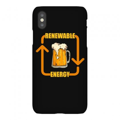 Renewable Energy T Shirt Iphonex Case Designed By Hung