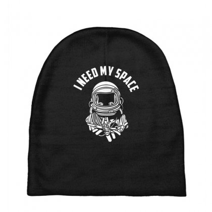 I Need Tee My Space T Shirt Baby Beanies Designed By Hung