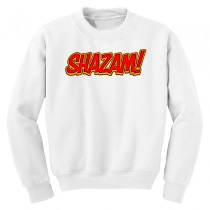 Shazam! 2 Youth Sweatshirt Designed By Tiococacola