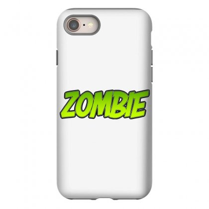Zombie Iphone 8 Case Designed By Tiococacola