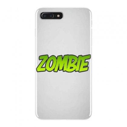 Zombie Iphone 7 Plus Case Designed By Tiococacola