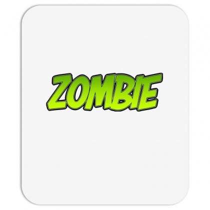 Zombie Mousepad Designed By Tiococacola