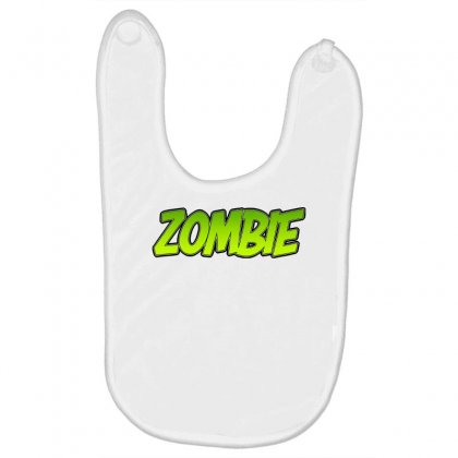 Zombie Baby Bibs Designed By Tiococacola