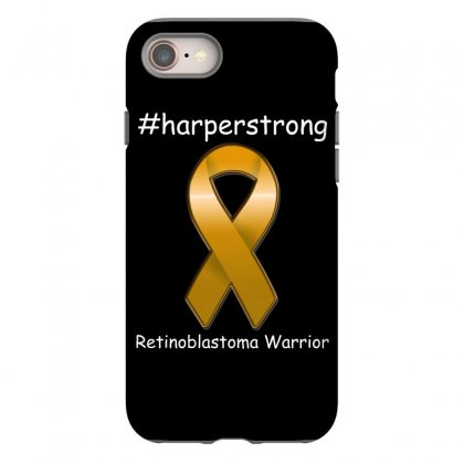 Harperstrong T Shirt Iphone 8 Case Designed By Hung