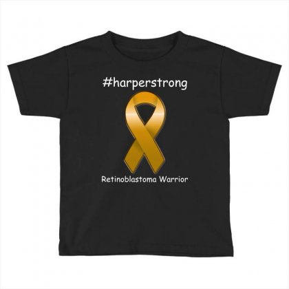 Harperstrong T Shirt Toddler T-shirt Designed By Hung