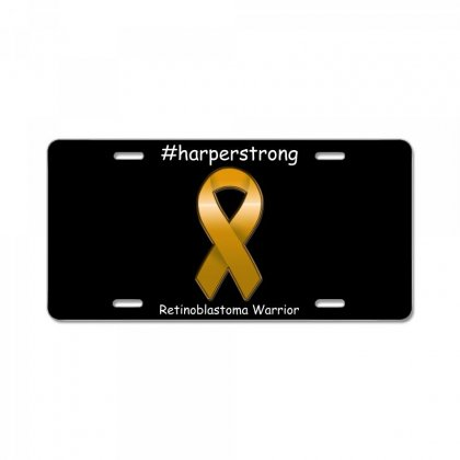 Harperstrong T Shirt License Plate Designed By Hung