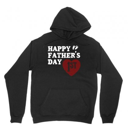 Happy 1st Fathers Day T Shirt Unisex Hoodie Designed By Hung