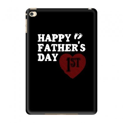 Happy 1st Fathers Day T Shirt Ipad Mini 4 Case Designed By Hung