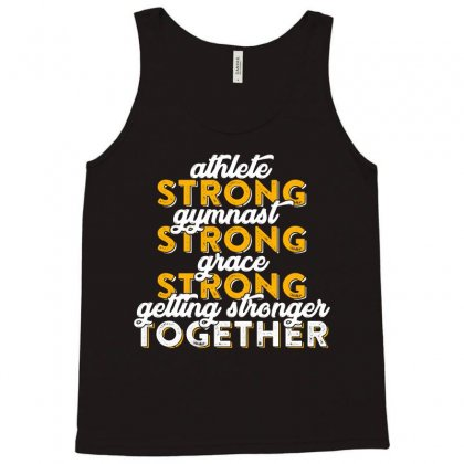 Getting Strong Together T Shirt Tank Top Designed By Hung