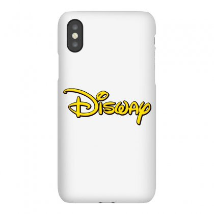 Disway Iphonex Case Designed By Tiococacola