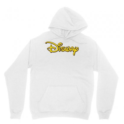 Disway Unisex Hoodie Designed By Tiococacola