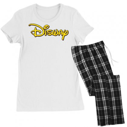 Disway Women's Pajamas Set Designed By Tiococacola
