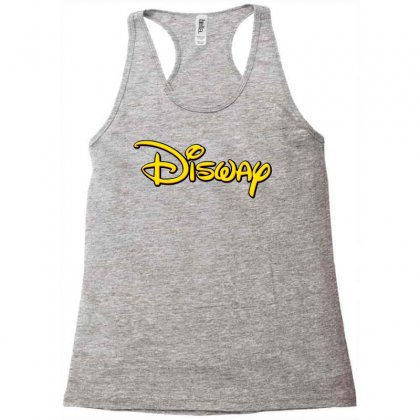 Disway Racerback Tank Designed By Tiococacola