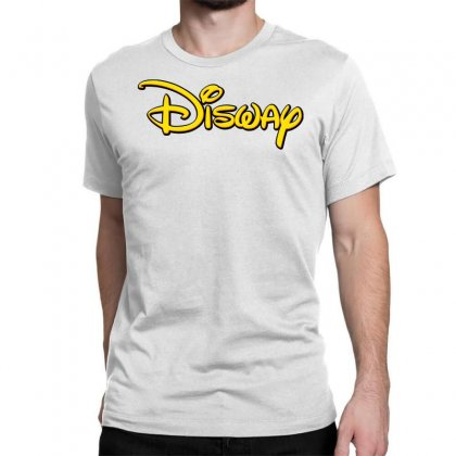 Disway Classic T-shirt Designed By Tiococacola