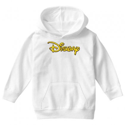 Disway Youth Hoodie Designed By Tiococacola