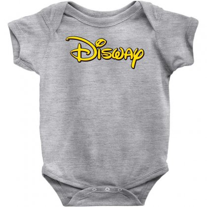 Disway Baby Bodysuit Designed By Tiococacola