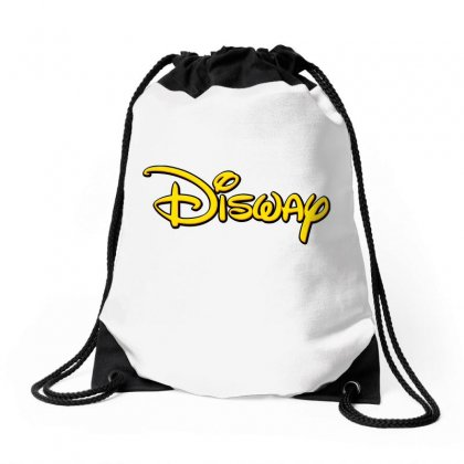 Disway Drawstring Bags Designed By Tiococacola