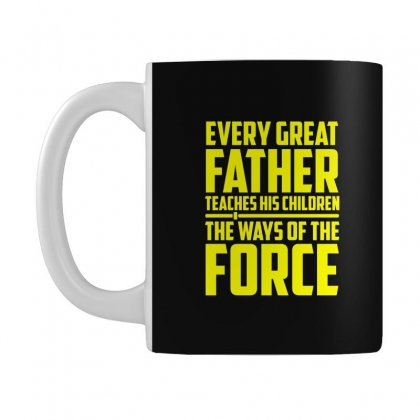 Every Great Father Teaches His Children T Shirt Mug Designed By Hung