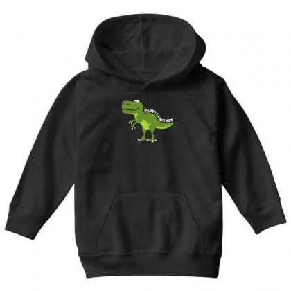 Daddysaurus Rex T Shirt Youth Hoodie Designed By Hung