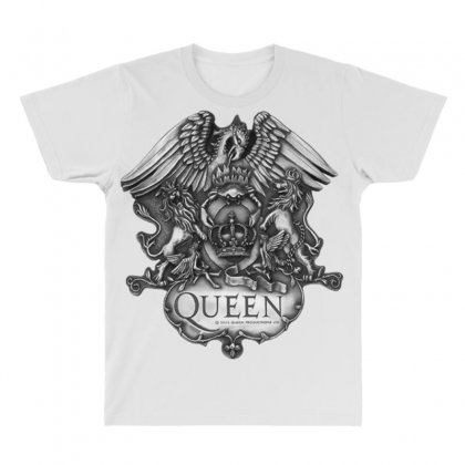 Bohemian Rhapsody   Queen All Over Men's T-shirt Designed By Irawan