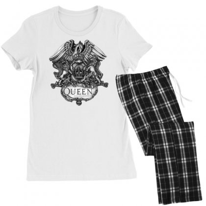 Bohemian Rhapsody   Queen Women's Pajamas Set Designed By Irawan