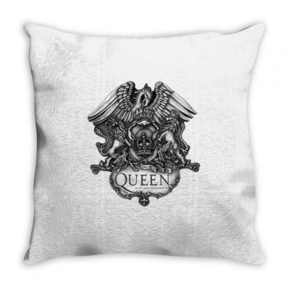 Bohemian Rhapsody   Queen Throw Pillow Designed By Irawan