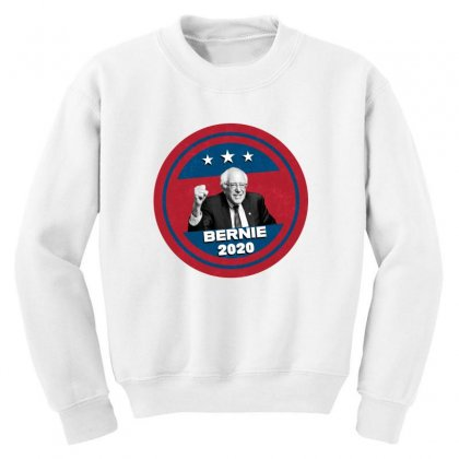 Bernie 2020 Youth Sweatshirt Designed By Seniha