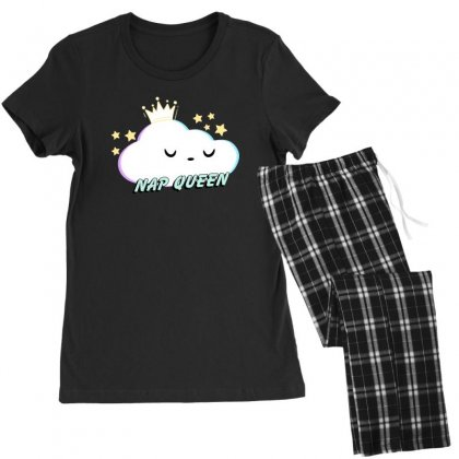 Nap Queen Women's Pajamas Set Designed By Seniha