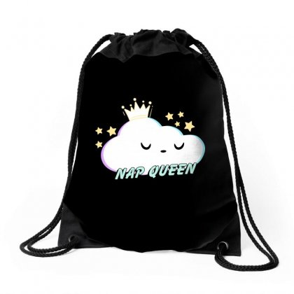 Nap Queen Drawstring Bags Designed By Seniha