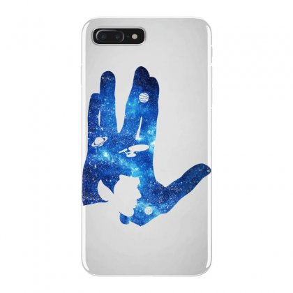 Vulcan Spock Star Trek For Dark Iphone 7 Plus Case Designed By Nurbetulk