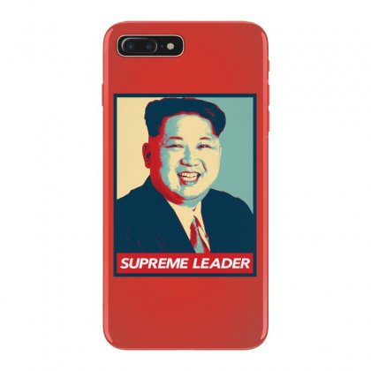 Supreme Leader Iphone 7 Plus Case Designed By Nurbetulk
