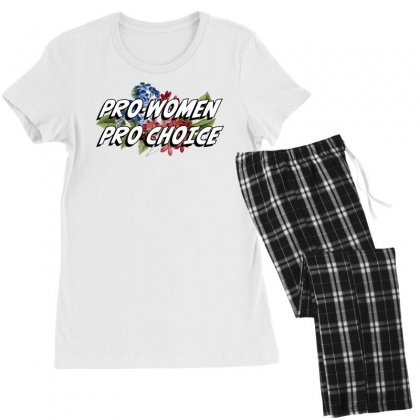 Pro Women Pro Choice Women's Pajamas Set Designed By Seniha