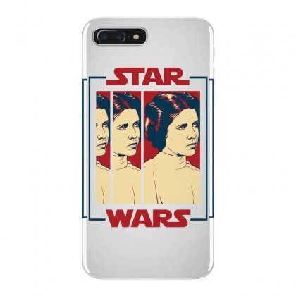 Star Wars Princess Leia For Light Iphone 7 Plus Case Designed By Nurbetulk