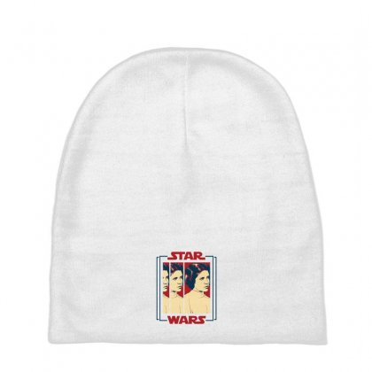 Star Wars Princess Leia For Light Baby Beanies Designed By Nurbetulk