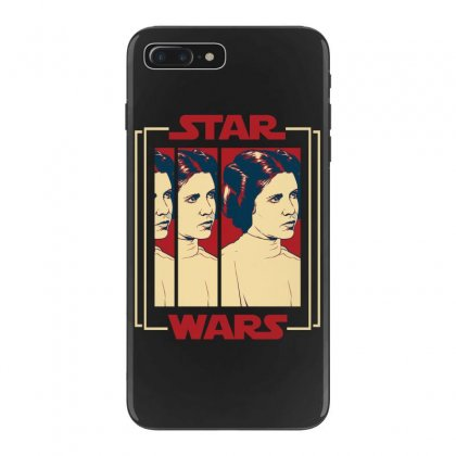 Star Wars Princess Leia For Dark Iphone 7 Plus Case Designed By Nurbetulk