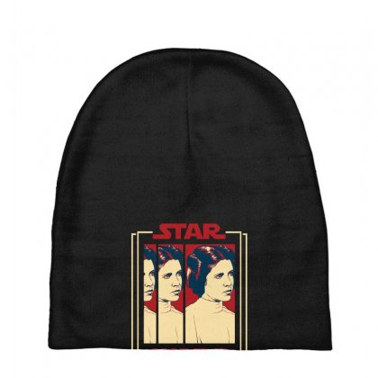Star Wars Princess Leia For Dark Baby Beanies Designed By Nurbetulk