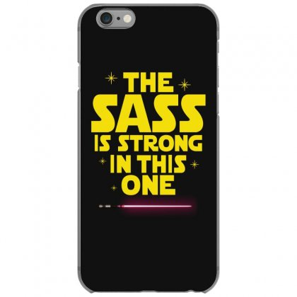The Sass Is Strong In This One Iphone 6/6s Case Designed By Sengul