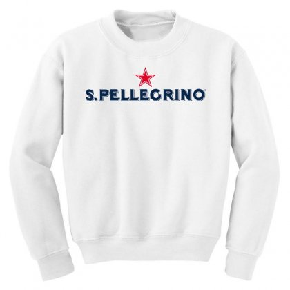 San Pellegrino For Light Youth Sweatshirt Designed By Nurbetulk