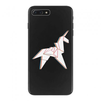 Origami Unicorn Iphone 7 Plus Case Designed By Sengul