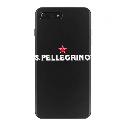 San Pellegrino For Dark Iphone 7 Plus Case Designed By Nurbetulk