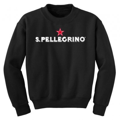 San Pellegrino For Dark Youth Sweatshirt Designed By Nurbetulk
