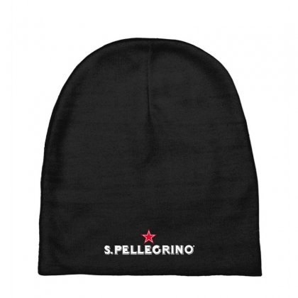 San Pellegrino For Dark Baby Beanies Designed By Nurbetulk