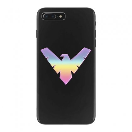 Nightwing Symbol Iphone 7 Plus Case Designed By Sengul