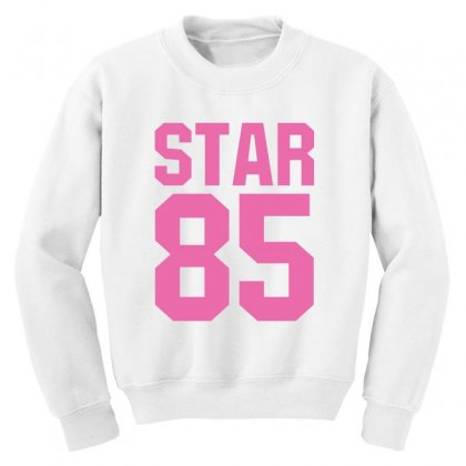 Jeffree Star Star 85 Youth Sweatshirt Designed By Nurbetulk