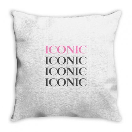 Iconic Jeffree Star For Light Throw Pillow Designed By Nurbetulk