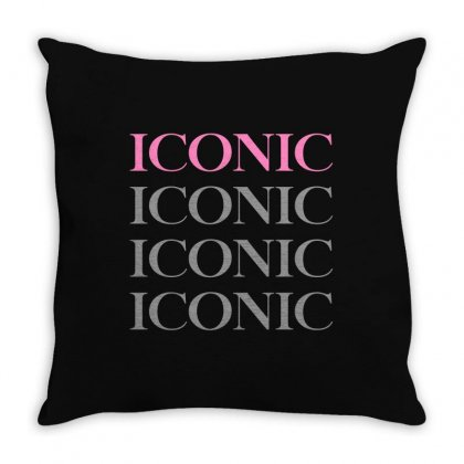 Iconic Jeffree Star For Dark Throw Pillow Designed By Nurbetulk