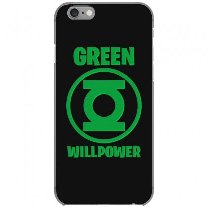 Green Willpower Iphone 6/6s Case Designed By Sengul